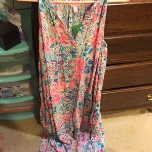 Long Lilly dress